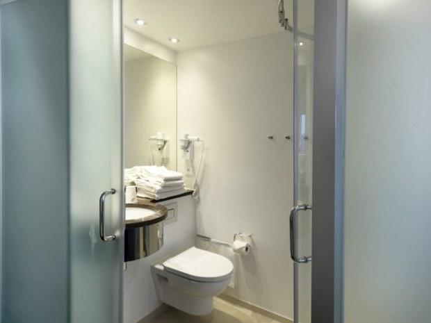 Wakeup Copenhagen Bernstorffsgade - badeværelse