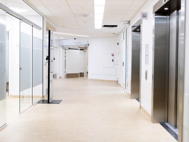 Akutsygehus Sønderjylland - elevatorer