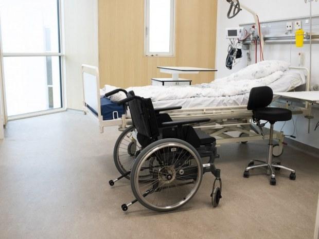 Akutsygehus Sønderjylland - patientstue