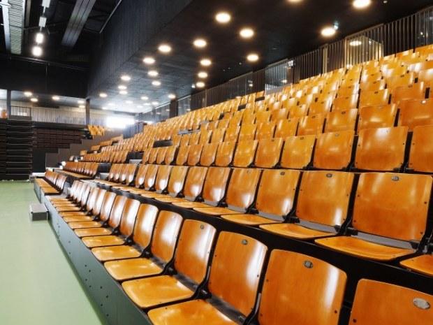 Arena Randers hal 4 - tribune