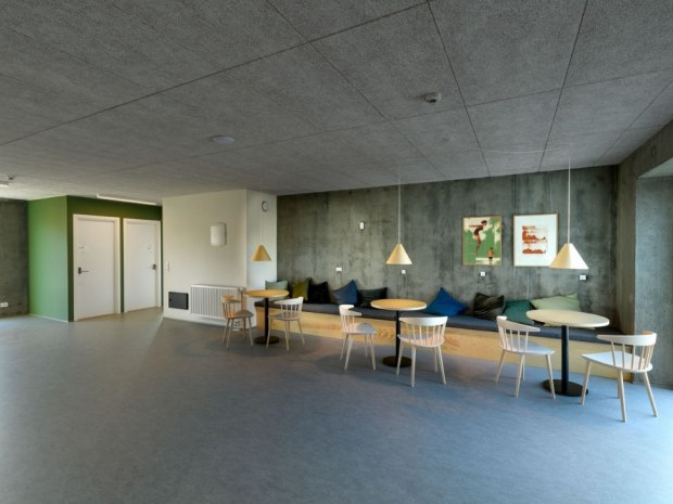 Artillerihuset - lounge