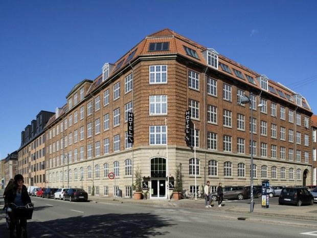 Bryggen Guldsmeden Hotel - facade