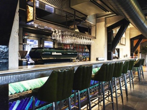 Bryggen Guldsmeden Hotel - bar