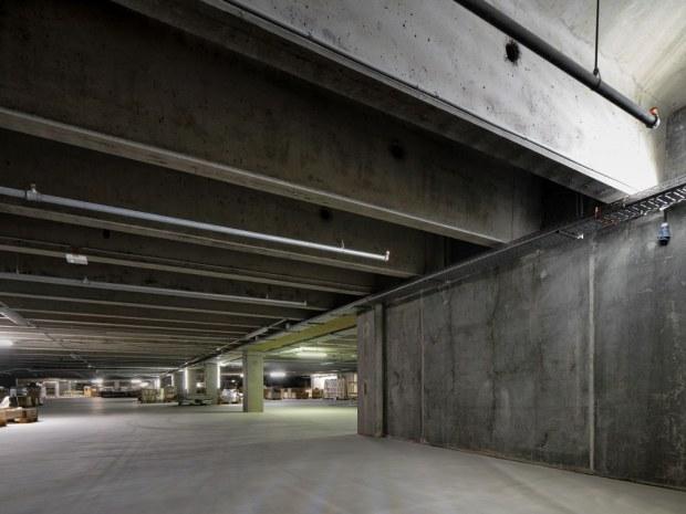 Comfort Hotel Copenhagen Airport - betonkonstruktion