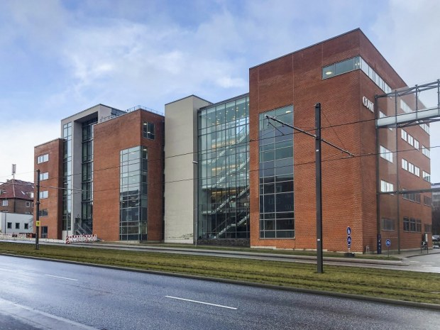 Cowi, Nobelparken - facade