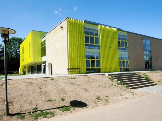 Dalby Skole og Gymnastikforening - faglokaler