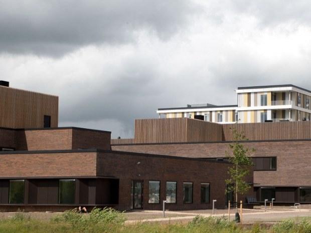 DNV Gødstrup Psykiatrisk - facade