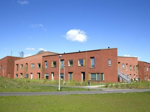 Fællesskabets Hus - facade