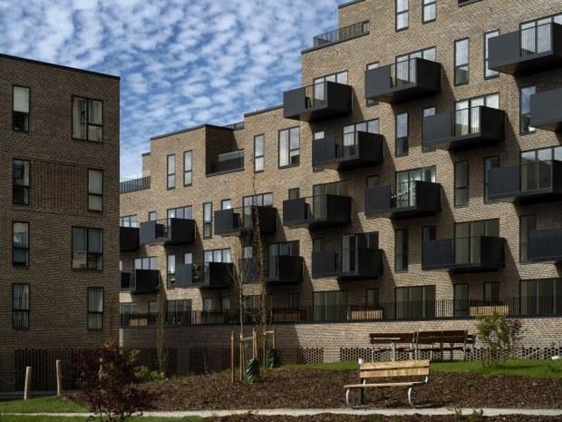 Møbelfabrikken - facade
