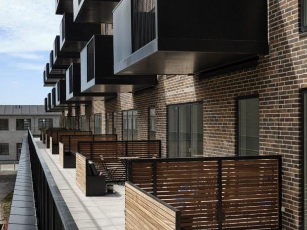 Møbelfabrikken - altaner