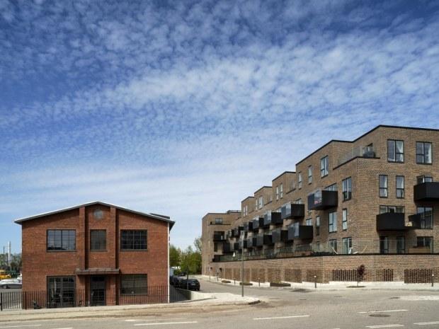Møbelfabrikken - hovedbygningen