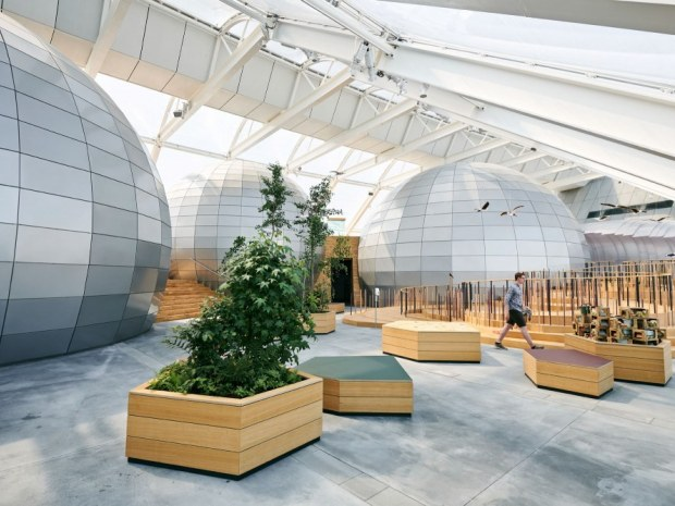 Naturkraft - hovedbygning