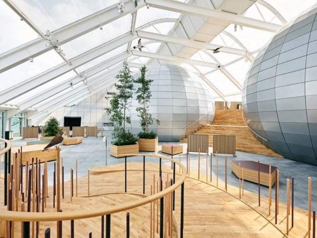 Naturkraft - ETFE-folien