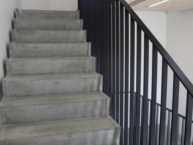 Next Vestskoven Gymnasium - flugtvejstrappe