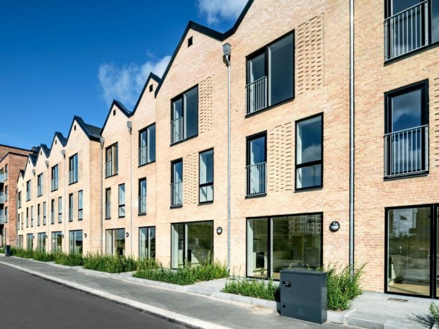 Ørestad Syd, Byggefelt 1.9 - facadeer