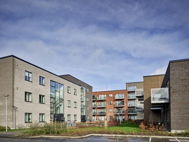 Østerlunden Byggefelt 1-4 - punkthuse
