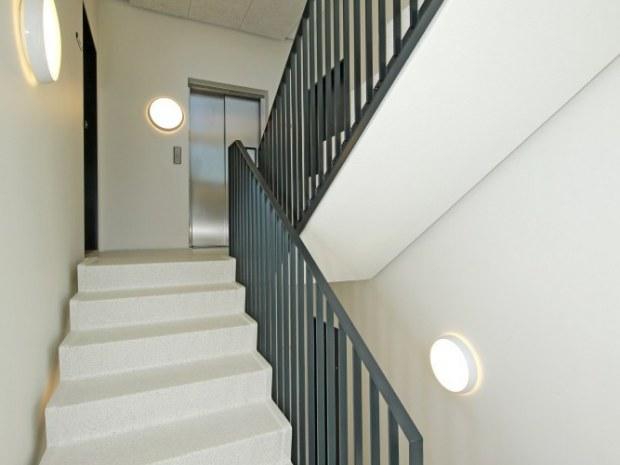 Parkkanten - trappe