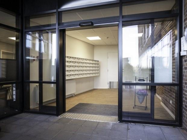 Plejecenter Solhøj - indgang