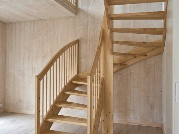 Skademosen - trappe