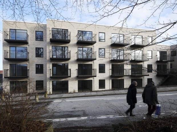 Skøjtehaven - facade