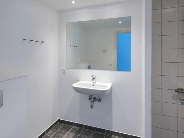 Slagteriet - badeværelse