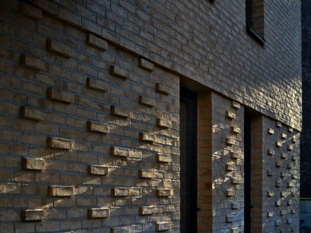 Stempelhusene - murmønster