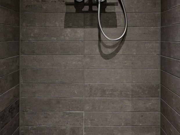 Stempelhusene - badeværelse