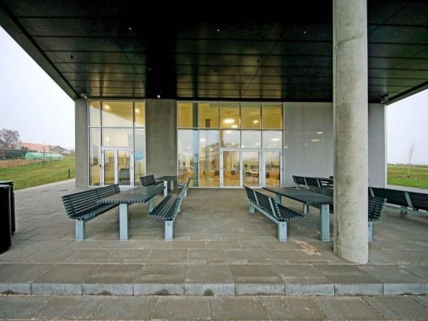 Zealand Campus - indgang