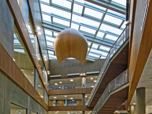 Zealand Campus - beton