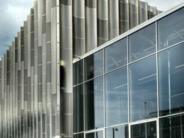 Bella Center Kongreshal - facade