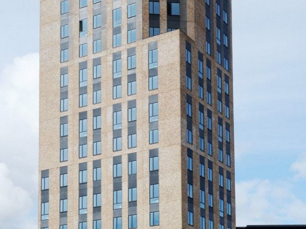 Campus Horsens - facade