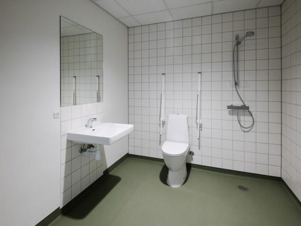 Campus Horsens - toilet