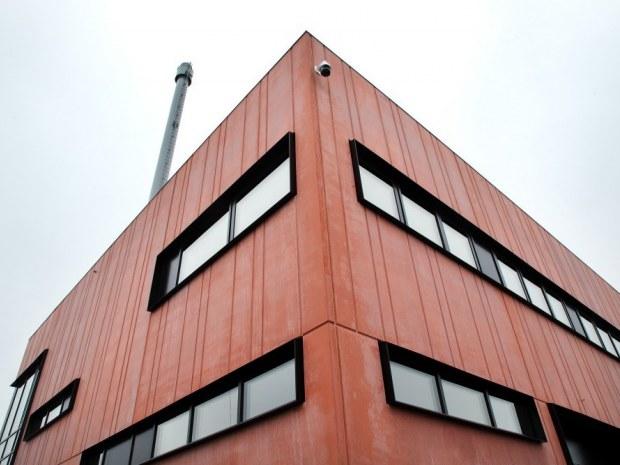 Egtved Varmeværk - facade