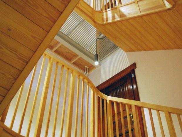 Erhvervsarkivet - trappe