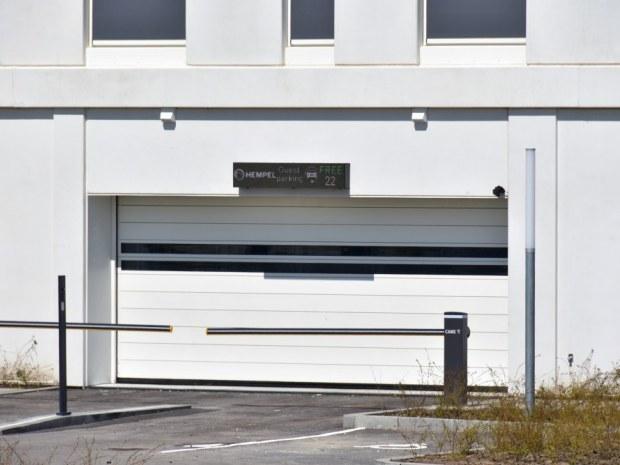 Hempel Campus - port