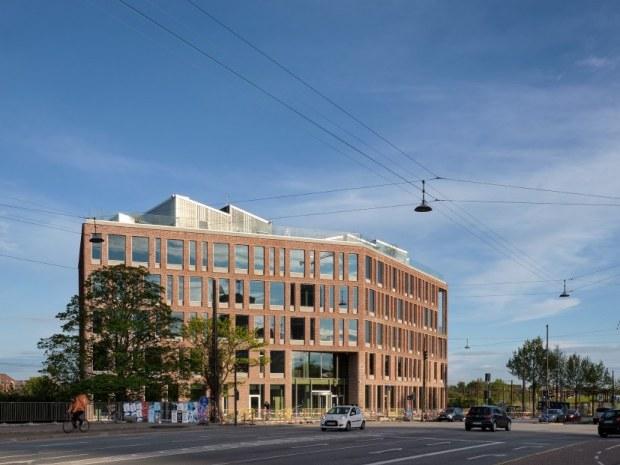 KAB-Huset - facade