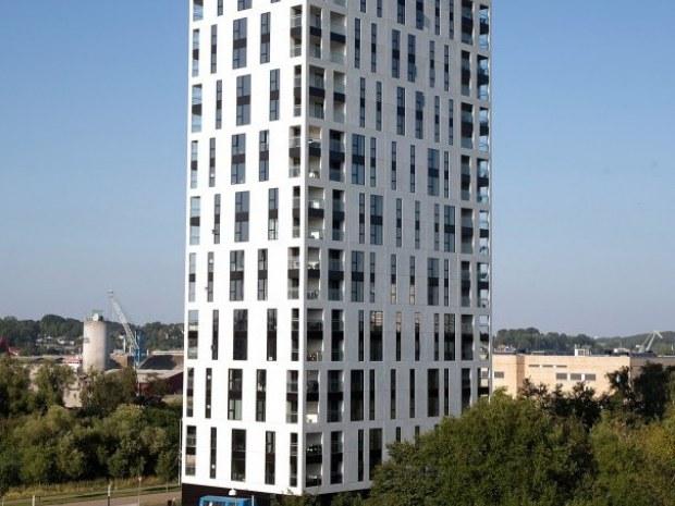 Kolding Sky – facade