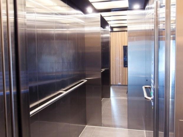Kolding Sky – elevator