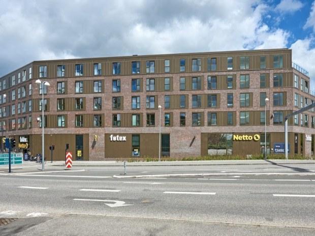 Nygården - facade