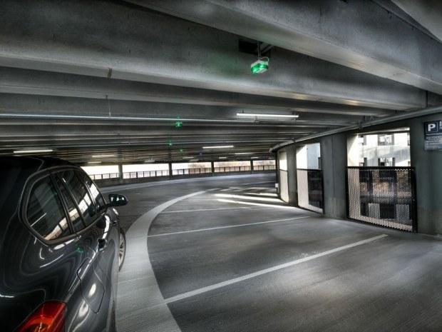 P-hus Hannemann - parkering