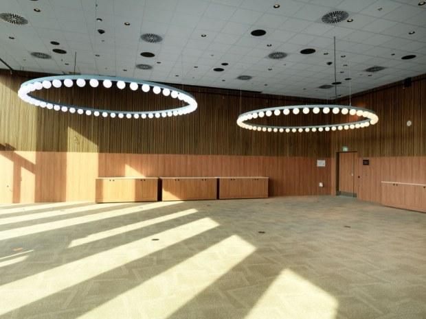Scandic CPH Strandpark - lobby