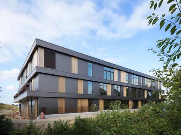 Social- og Sundhedsskolen  - facade
