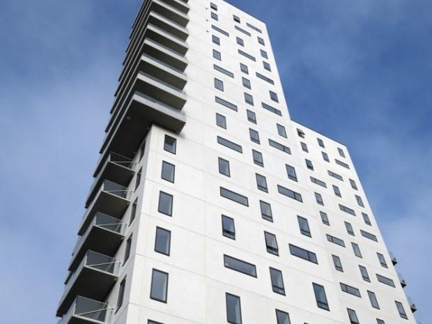 Thors Bakke - facade