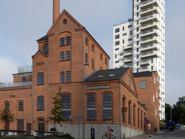 Thors Bakke - bryggeribygning
