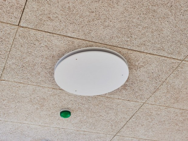 Udsigten – ventilationsarmatur