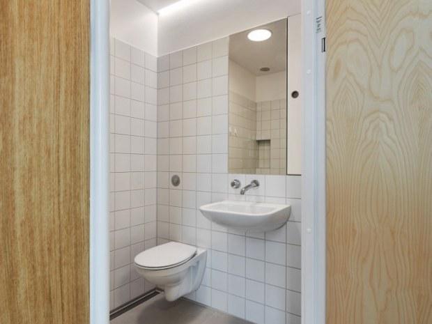Udsigten – badeværelse