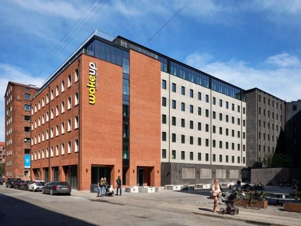 Wakeup Copenhagen III - facade