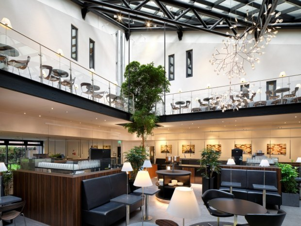 Wakeup Copenhagen III - restaurant