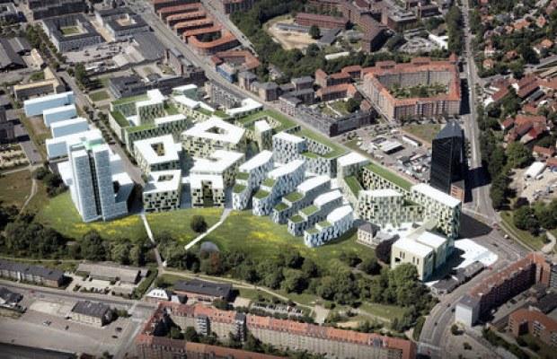 zoo Aarhus gå til byen