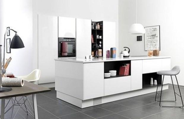 Det digitale køkken in spe : indretning, køkken : byggeplads.dk